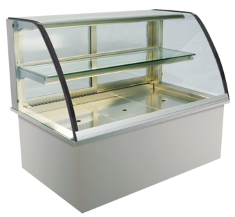 Built-in refrigerated display cases - Green - Green GR-145-54-Z