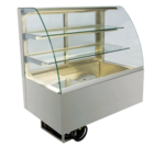 Built-in refrigerated display cases - Gastronorm - Gastro GR-80-70-E PRO*)