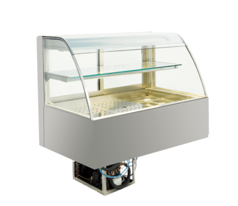 Open built-in refrigerated display cases - Gastro M1 - Green OR-112-53-E PRO