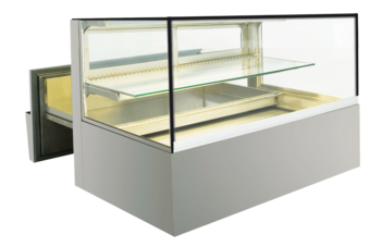 Built-in refrigerated display cases cake drawer - Green L - Green L GE-112-52-Z