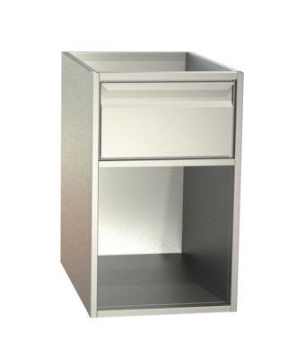non-refrigerated cabinets - Gastronorm - OL 44-76