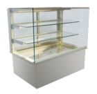 Built-in refrigerated display cases - Gastronorm - Gastro GE-80-70-Z*)