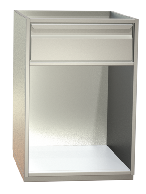 Non-refrigerated cabinets - Add-on cabinets - OL 35-85