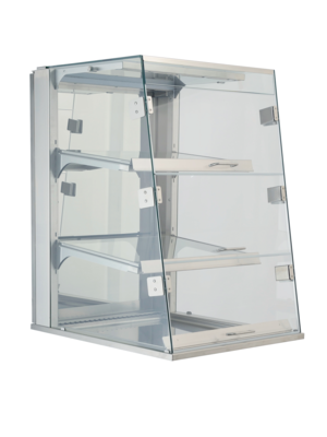 Self-service display cases - FOODSTATION Cold Flaps - Cold Flaps 70-Z