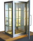 Countertop display cases - Vario Presenter - VP 70-E