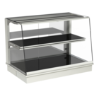 Built-in heated display cases - Closed or with removal flaps - W GS-145-70 KL PRO