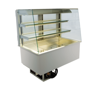 Open built-in refrigerated display cases - Gastro M2 - Gastro OS-51-70-E