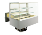 Built-in refrigerated display cases with cake drawer - BAK L - BAK L GE-92-68-E