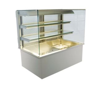 Open built-in refrigerated display cases - Gastro M2 - Gastro OE-51-70-Z RG