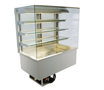 Open built-in refrigerated display cases - Gastro M2 - Gastro OE-80-87-E RG