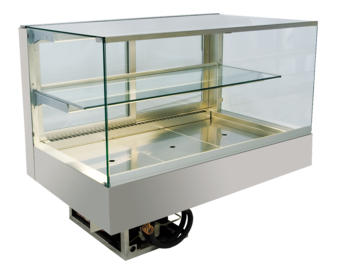 Built-in refrigerated display cases - BAK - BAK GE-51-53-E PRO