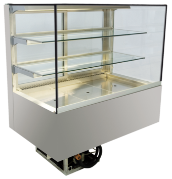 Built-in refrigerated display cases - Green - Green GE-145-71-E PRO
