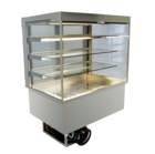Built-in refrigerated display cases HCO - Gastro - Gastro HCOE-177-87-E PRO