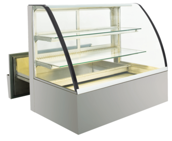 Built-in refrigerated display cases cake drawer - Green L - Green L GR-112-69-Z