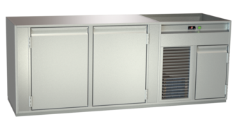 Refrigerated service counters - Refrigerated service counters - AR 215-DT-90*)
