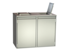 Waste coolers - for 120 or 240 litre bins - AK 272