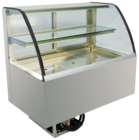 Built-in refrigerated display cases - Green - Green GR-112-54-E PRO