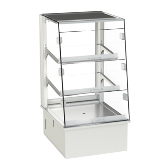 Self-service display cases - FOODSTATION Cold Flaps - Cold Flaps 87-Z