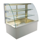Built-in refrigerated display cases - Gastronorm - Gastro GR-80-70-Z*)