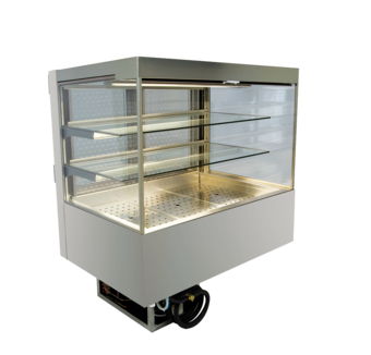 Built-in refrigerated display cases HCO - Gastro - Gastro HCOE-145-70-E RG PRO