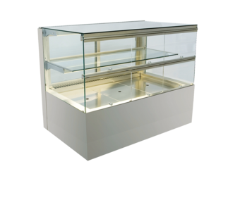 Built-in refrigerated display cases with flaps - Gastro - Gastro GE-177-53-Z KL PRO
