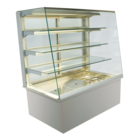 Built-in refrigerated display cases - Gastronorm - Gastro GS-80-87-Z*)