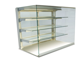 Kristall glass enclosure - Closed front - GUK GE-80-87