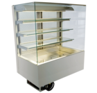 Open built-in refrigerated display cases - Gastro M2 - Gastro OE-80-87-E RG PRO