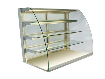 Kristall glass enclosure - Closed front - GUK GR-80-87