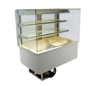 Open built-in refrigerated display cases - Gastro M2 - Gastro OE-51-70-E