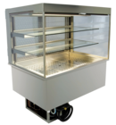 Built-in refrigerated display cases HCO - Gastro - Gastro HCOE-177-70-E RG