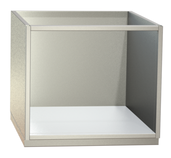 Non-refrigerated cabinets - Add-on cabinets - OS 58-51