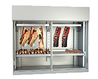 IDEAL AKE - Meat presentation cabinet