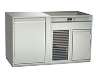 IDEAL AKE - Refrigerated service counters