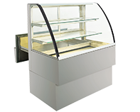 IDEAL AKE - Stand-alone combo refrigerated display cases