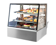 IDEAL AKE - Refrigerated cake display cases