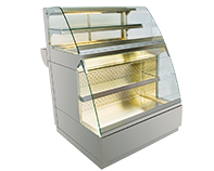 IDEAL AKE - Stand-alone combination display cases