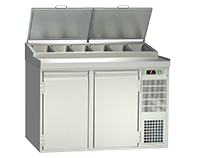 IDEAL AKE - Food preparation stations