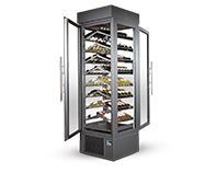 IDEAL AKE - Refrigerated wine cabinets
