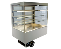 IDEAL AKE - Built-in refrigerated display cases HCO