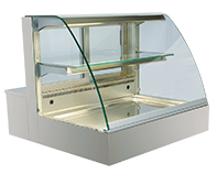IDEAL AKE - Countertop refrigerated display case