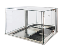 IDEAL AKE - Built-in ref. display cases Gastro EC