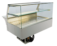 IDEAL AKE - Snack-Line refrigerated display cases